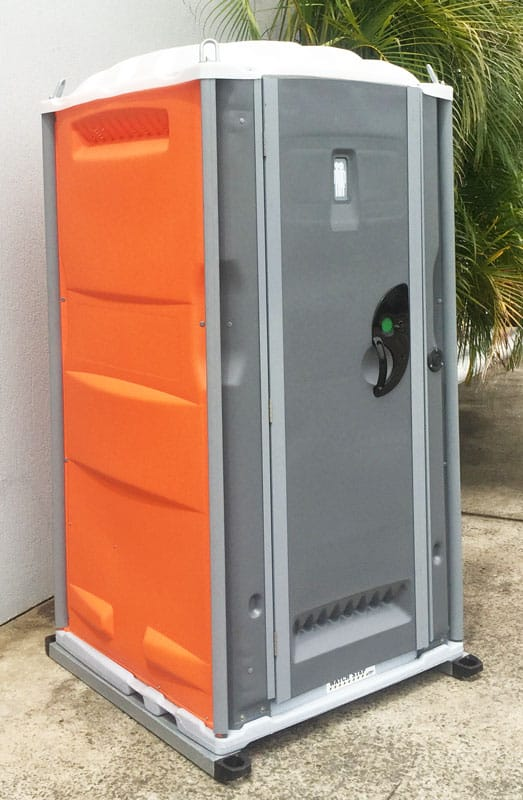 Compac Portable Toilet - New Design