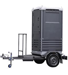 Merlin Ultra 01 Portable Toilet Trailer