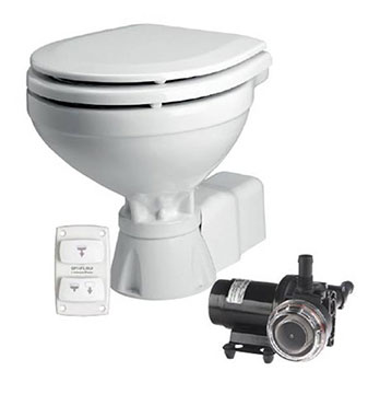 Merlin Marine Toilet Systems