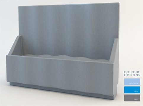 Merlin Wizz Wall - Urinal