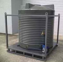 Merlin Portable Water Tank with Pump and Fittings