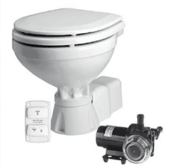 Merlin Marine Toilet Systems