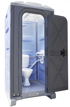 Executive Sewer Merlin Portable Toilets